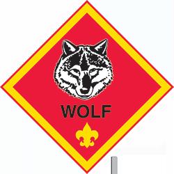 Advancement – Wolf Rank