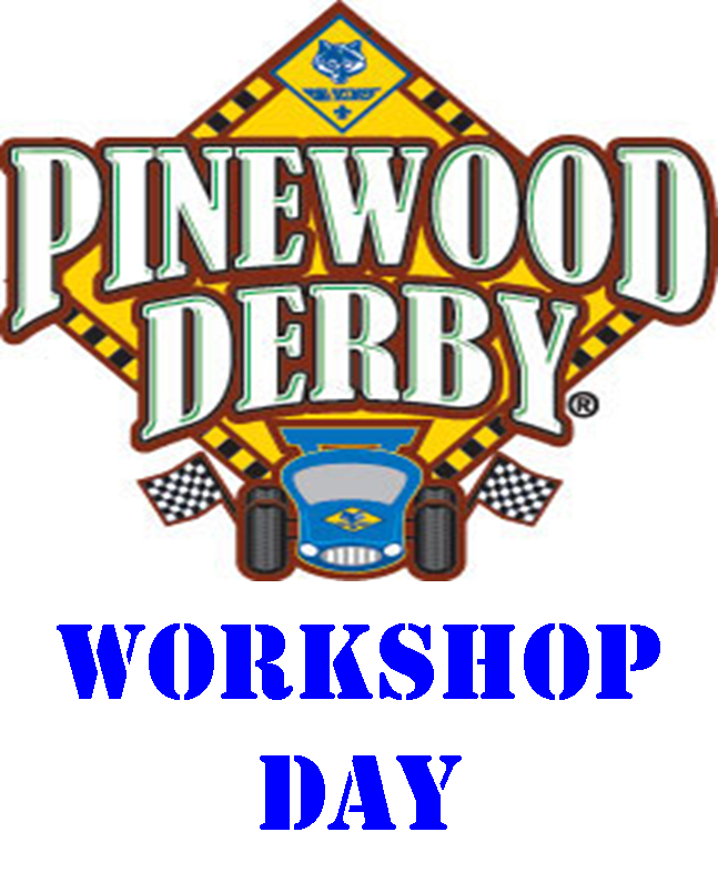 Image result for pinewood derby workshop